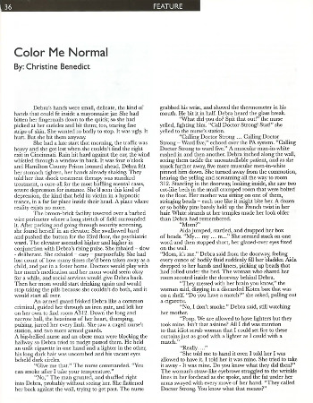 Color Me Normal