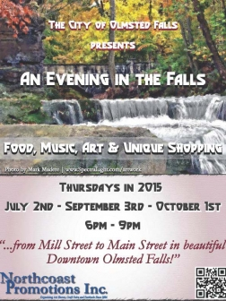 An Evening In The Falls